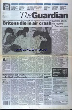 GUARDIAN (THE) no: 29/09/1992