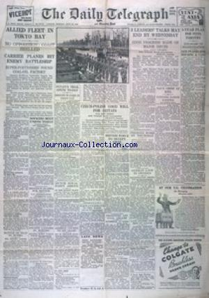 DAILY TELEGRAPH (THE) no:28111 23/07/1945