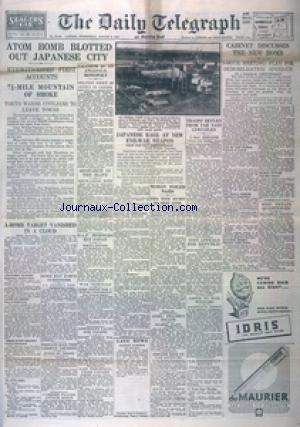 DAILY TELEGRAPH (THE) no:28125 08/08/1945