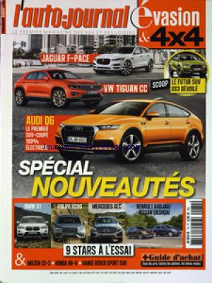 AUTO JOURNAL (L') no: