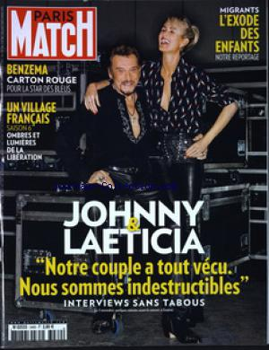 PARIS MATCH no:3469 12/11/2015