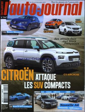 AUTO JOURNAL (L') no:947 10/12/2015