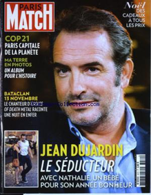 PARIS MATCH no:3472 03/12/2015