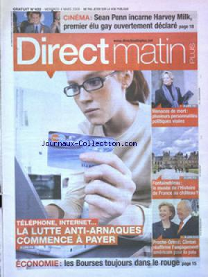 DIRECT MATIN PLUS no:422 04/03/2009
