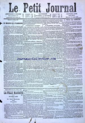 PETIT JOURNAL (LE) no:4870 26/04/1876