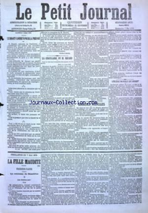PETIT JOURNAL (LE) no:4881 07/05/1876
