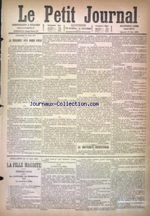PETIT JOURNAL (LE) no:4901 27/05/1876