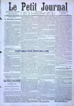 PETIT JOURNAL (LE) no:4907 02/06/1876