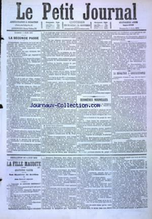 PETIT JOURNAL (LE) no:4909 04/06/1876