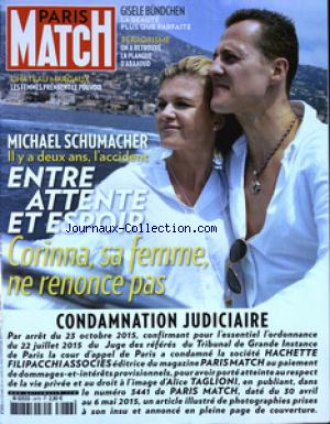 PARIS MATCH no:3476 31/12/2015