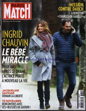 PARIS MATCH no:3481 04/02/2016