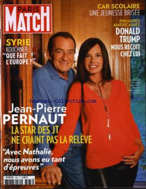 PARIS MATCH no:3483 18/02/2016