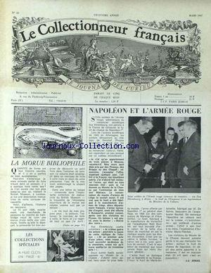 COLLECTIONNEUR FRANCAIS (LE) no:23 01/03/1967