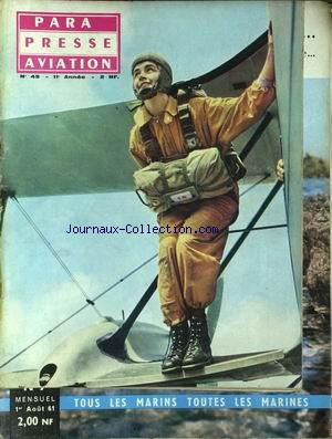 PARA PRESSE AVIATION no:45