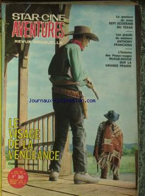 STAR CINE AVENTURES no:191 01/08/1967