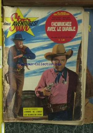 STAR CINE AVENTURES no:111 21/02/1963