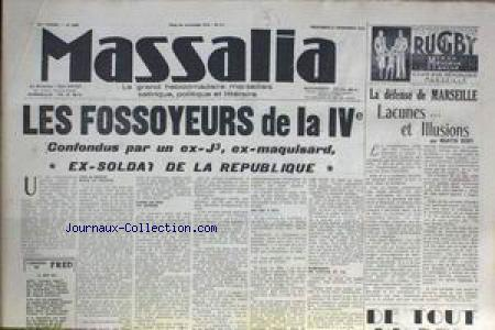 MASSALIA no: 17/11/1948