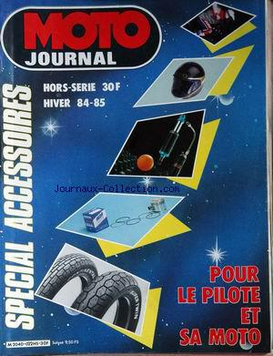 MOTO JOURNAL no:22 22/12/1984