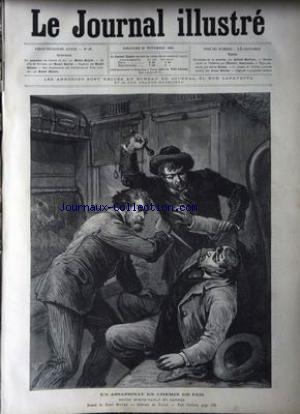 JOURNAL ILLUSTRE (LE) no:47 21/11/1886
