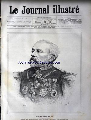 JOURNAL ILLUSTRE (LE) no:41 10/10/1886