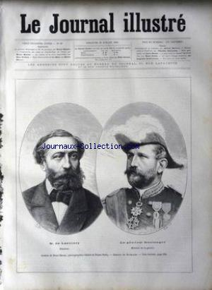JOURNAL ILLUSTRE (LE) no:30 25/07/1886