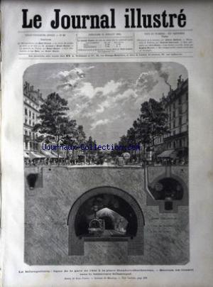 JOURNAL ILLUSTRE (LE) no:28 11/07/1886