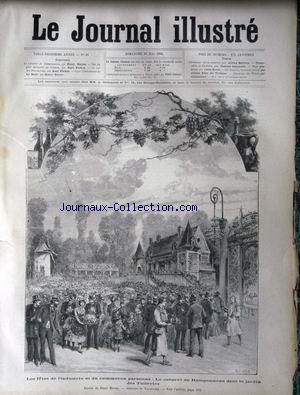 JOURNAL ILLUSTRE (LE) no:21 23/05/1886
