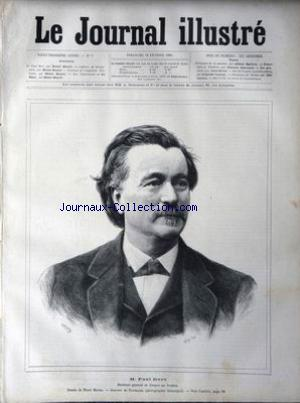 JOURNAL ILLUSTRE (LE) no:7 14/02/1886