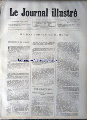 JOURNAL ILLUSTRE (LE) no:47 22/11/1885