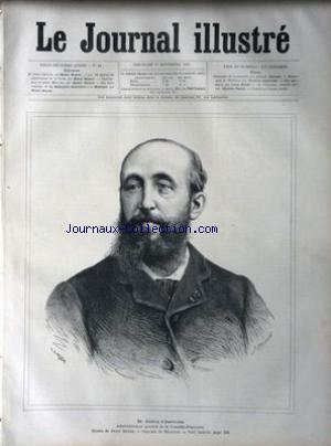JOURNAL ILLUSTRE (LE) no:44 01/11/1885