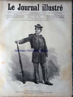 JOURNAL ILLUSTRE (LE) no:30 26/07/1885
