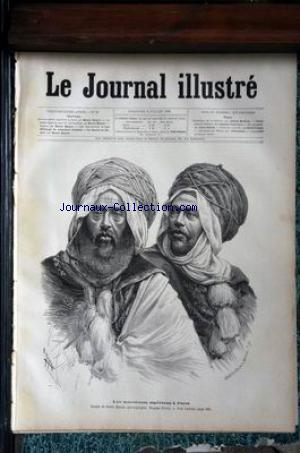 JOURNAL ILLUSTRE (LE) no:28 12/07/1885