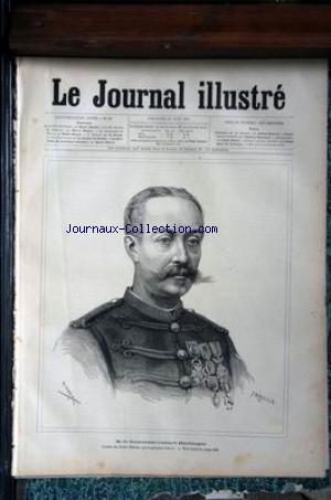 JOURNAL ILLUSTRE (LE) no:25 21/06/1885