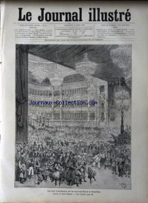 JOURNAL ILLUSTRE (LE) no:11 15/03/1885
