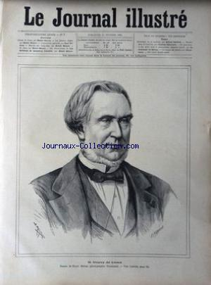 JOURNAL ILLUSTRE (LE) no:7 15/02/1885