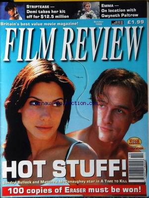 FILM REVIEW no:10 01/10/1996