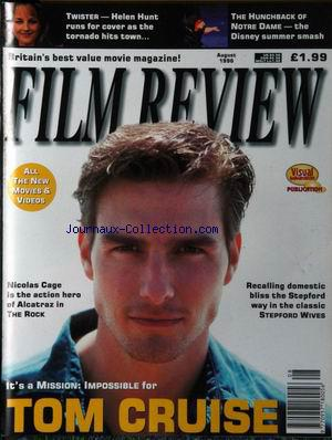 FILM REVIEW no:8 01/08/1996