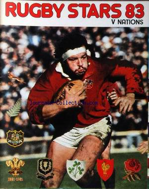RUGBY STAR 83 no: