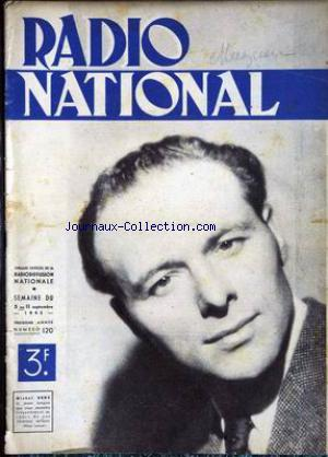 RADIO NATIONAL no:120 05/09/1943