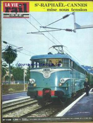 VIE DU RAIL (LA) no:1139 31/03/1968