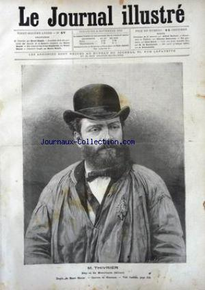 JOURNAL ILLUSTRE (LE) no:47 21/11/1889