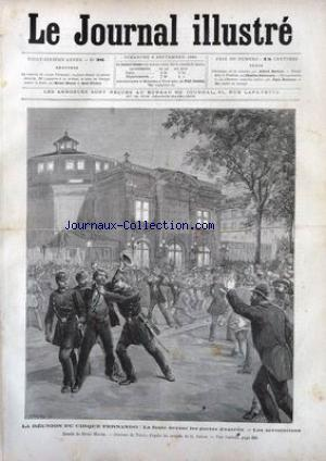 JOURNAL ILLUSTRE (LE) no:36 08/09/1889