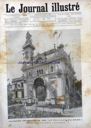 JOURNAL ILLUSTRE (LE) no:33 18/08/1889