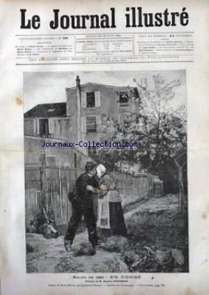 JOURNAL ILLUSTRE (LE) no:26 30/06/1889