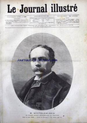 JOURNAL ILLUSTRE (LE) no:16 21/04/1889