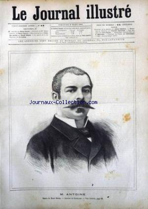 JOURNAL ILLUSTRE (LE) no:13 31/03/1889