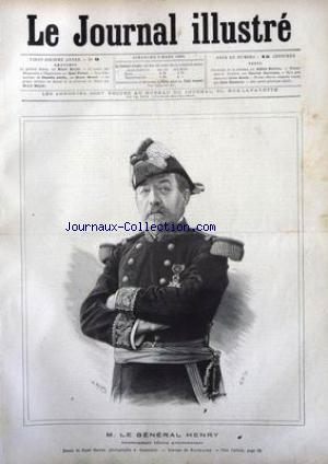 JOURNAL ILLUSTRE (LE) no:9 03/03/1889