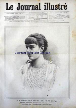 JOURNAL ILLUSTRE (LE) no:7 17/02/1889