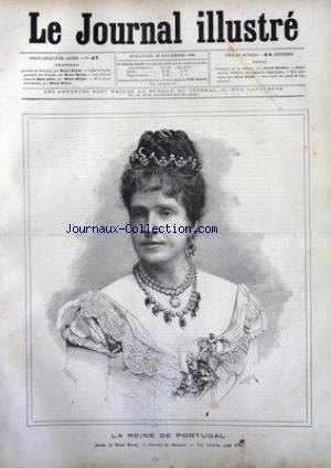 JOURNAL ILLUSTRE (LE) no:47 18/11/1888