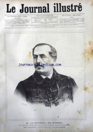JOURNAL ILLUSTRE (LE) no:44 28/10/1888